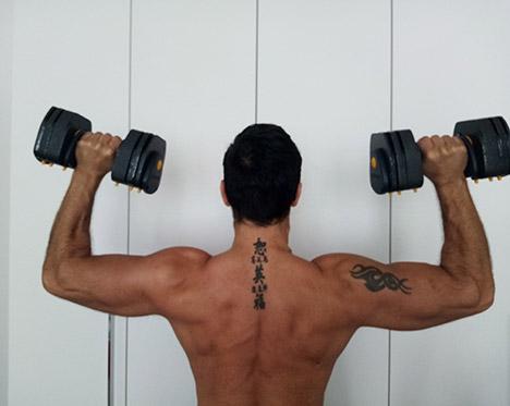 Personal Trainer - Fitness con Domenico