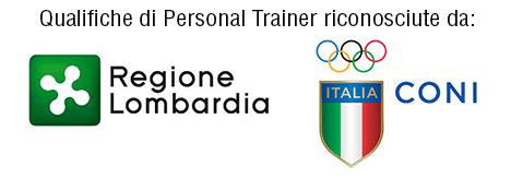 Qualifiche personal trainer riconosciute da Regione Lombardia e Coni